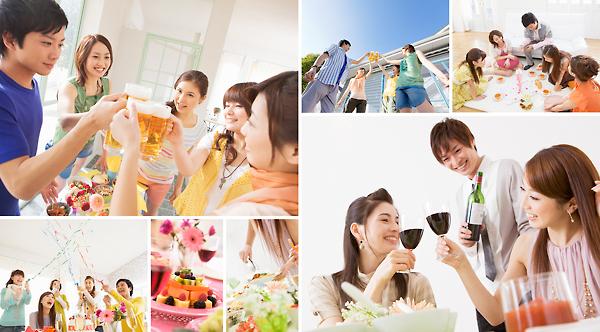 東京・横浜など関東の恋活婚活パーティー街コン合コンならANY