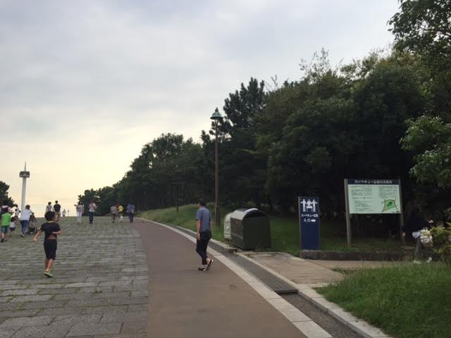 1葛西臨海公園看板