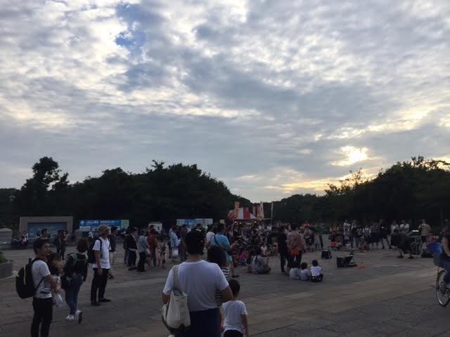1葛西臨海公園広場