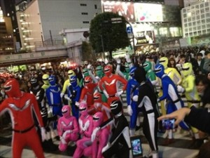 渋谷センター街ハロウィン6