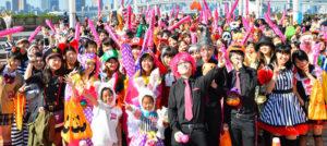 1めざましテレビ presents T-SPOOK~TOKYO HALLOWEEN PARTY