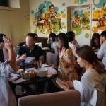 大阪梅田の阪急東通商店街で、男女共に35歳以上独身の方限定の街コン婚活パーティーの感想口コミレポートと感想。