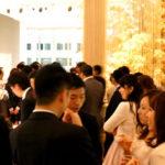 大阪難波の某ホテルで開催された25歳以下の婚活パーティーに参加した感想とレポート!安かったがフリータイムがあまりにも?カップリング成功の場合ハートのスタンプ?