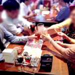 顔を見た瞬間全員がうつむき携帯メールで会話した東京の婚活パーティー / ギャルとキャッチお兄の合コンで二次会はなぜかクラブ、他10話